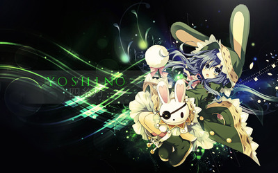 Yoshino - Date A Live [2] wallpaper