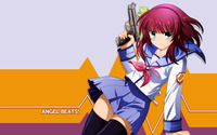 Yui - Angel Beats! [4] wallpaper 1920x1200 jpg