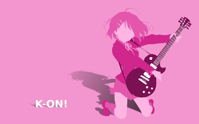 Yui Hirasawa - K-On! [3] wallpaper