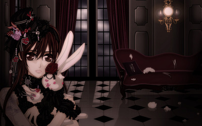 Yuki Kuran - Vampire Knight [7] wallpaper