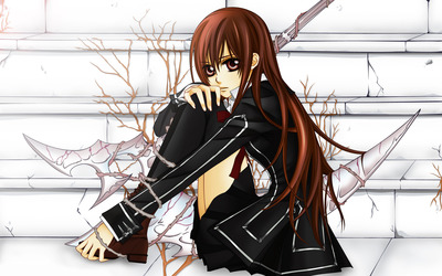 Yuki Kuran - Vampire Knight [3] wallpaper