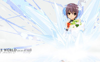 Yuki Nagato - The Melancholy of Haruhi Suzumiya [5] wallpaper 1920x1080 jpg