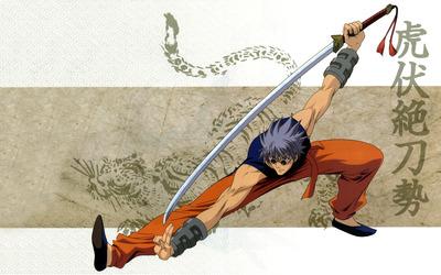 Yukishiro Enishi - Samurai X wallpaper