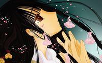 Yuko Ichihara - Xxxholic wallpaper 2560x1440 jpg