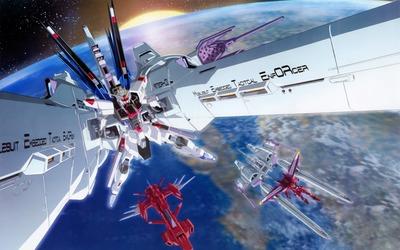 ZGMF-X10A Freedom Gundam - Gundam wallpaper