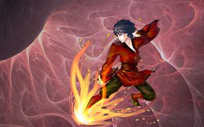 Zuko - Avatar: The Last Airbender wallpaper