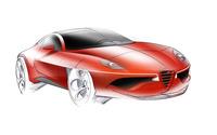2012 Alfa Romeo Disco Volante [2] wallpaper 2560x1600 jpg