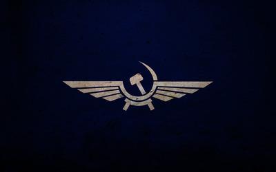 Aeroflot logo wallpaper