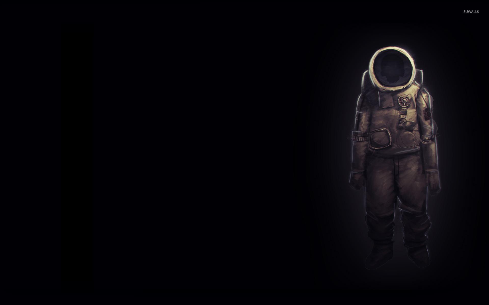 Astronaut 3 Wallpaper