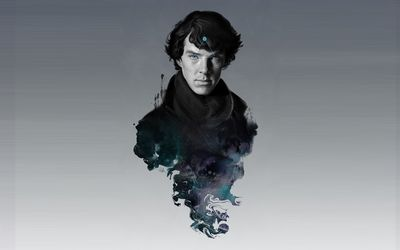 Benedict Cumberbatch art wallpaper