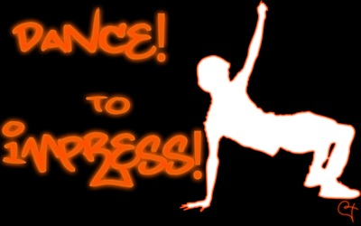 Dance to Impress wallpaper