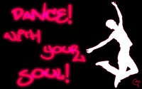 Dance with your Soul! wallpaper 2560x1600 jpg