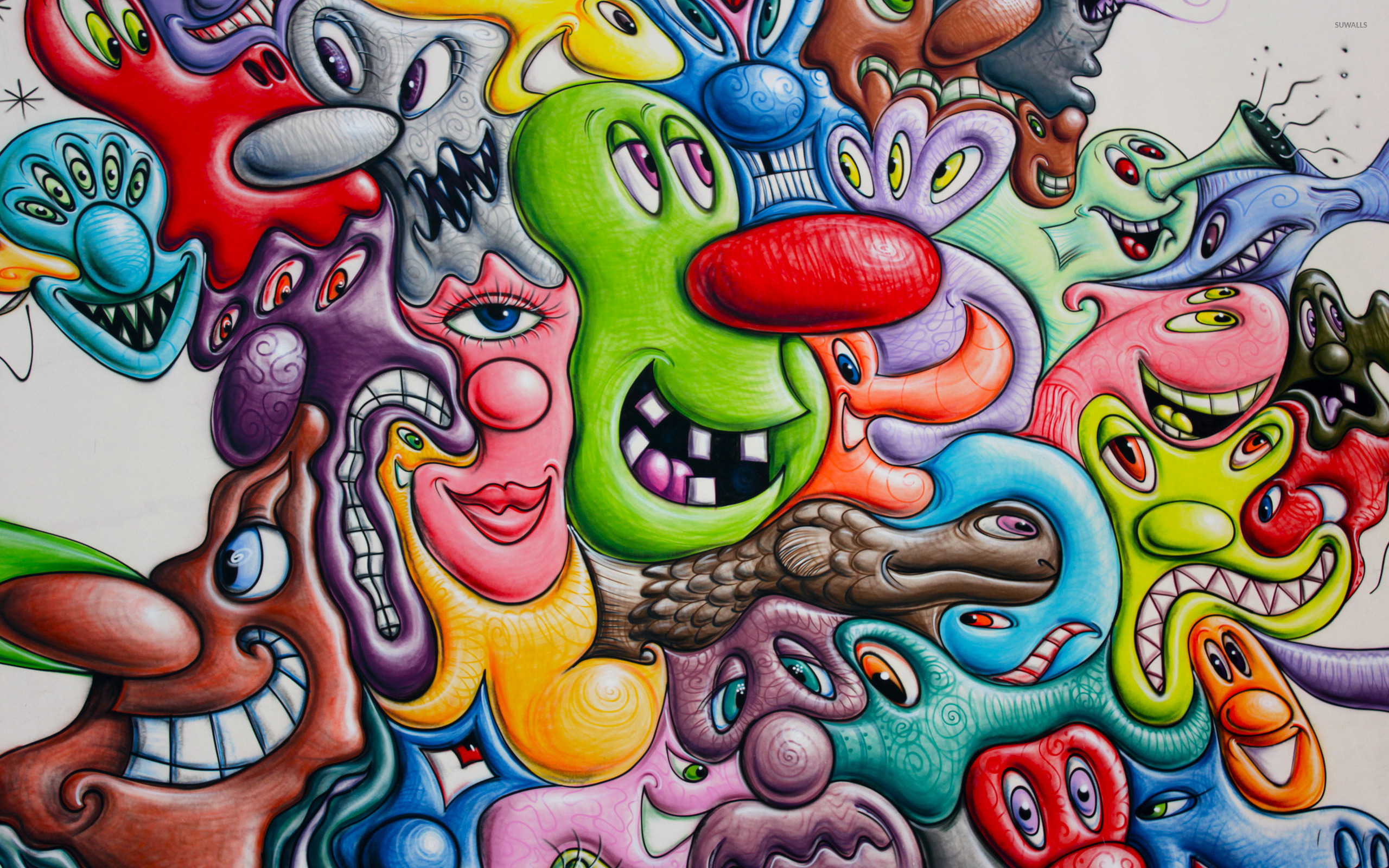 razer wallpaper graffiti wallpape - photo #35