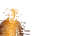 Hodor - Game of Thrones wallpaper 1920x1200 jpg