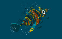 King of the fish wallpaper 1920x1200 jpg