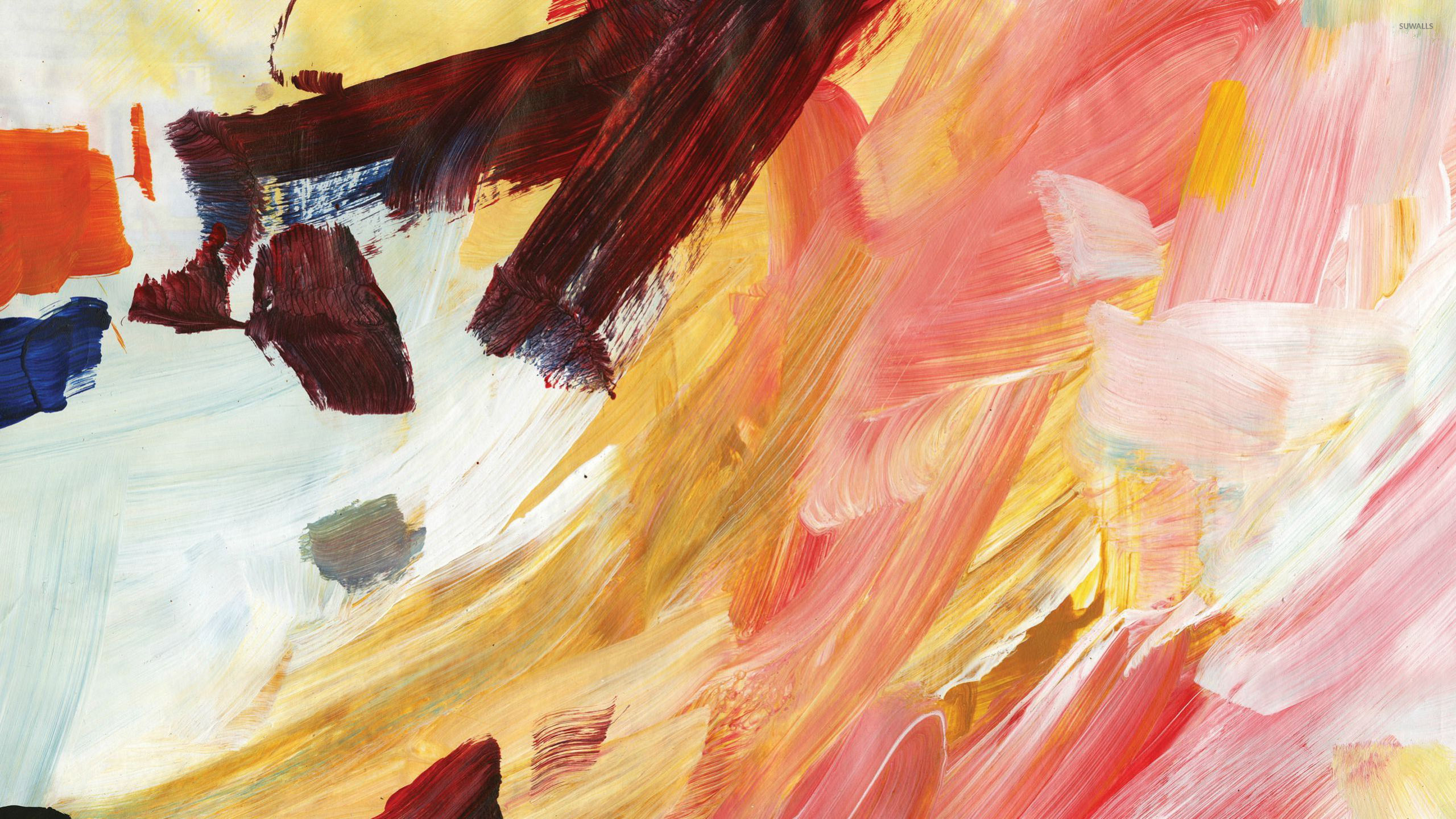 Paint Strokes 5 Wallpaper Artistic Wallpapers 28680