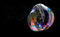 Popping bubble wallpaper 1920x1200 jpg