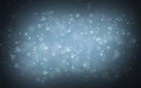 Snowflakes [6] wallpaper 1920x1200 jpg