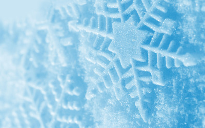 Snowflakes [7] Wallpaper
