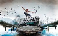 Urban dancer wallpaper 1920x1200 jpg