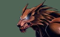 Wolf [5] wallpaper 2560x1600 jpg