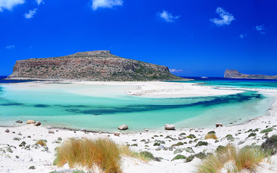 Balos Beach, Gramvousa wallpaper