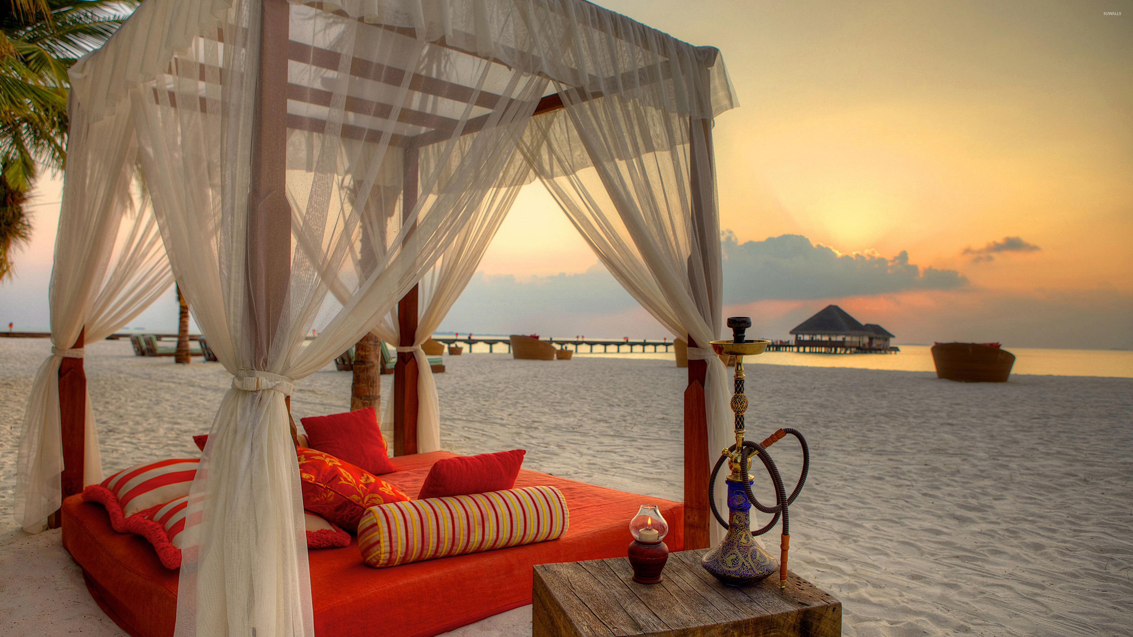 Beautiful Place To Relax Wallpaper