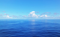 Blue ocean wallpaper 2560x1600 jpg