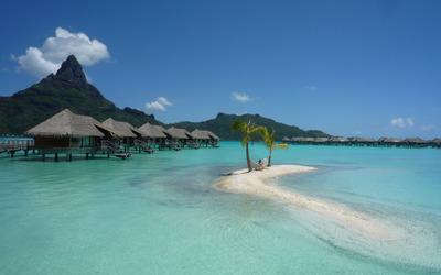 Bora Bora Resort [2] wallpaper