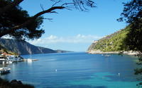 Cephalonia, Greece wallpaper 1920x1200 jpg