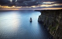 Cliffs of Moher, Ireland wallpaper 1920x1200 jpg