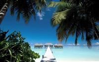 Conrad Rangali Island wallpaper 2560x1600 jpg