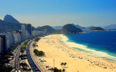 Copacabana [2] wallpaper