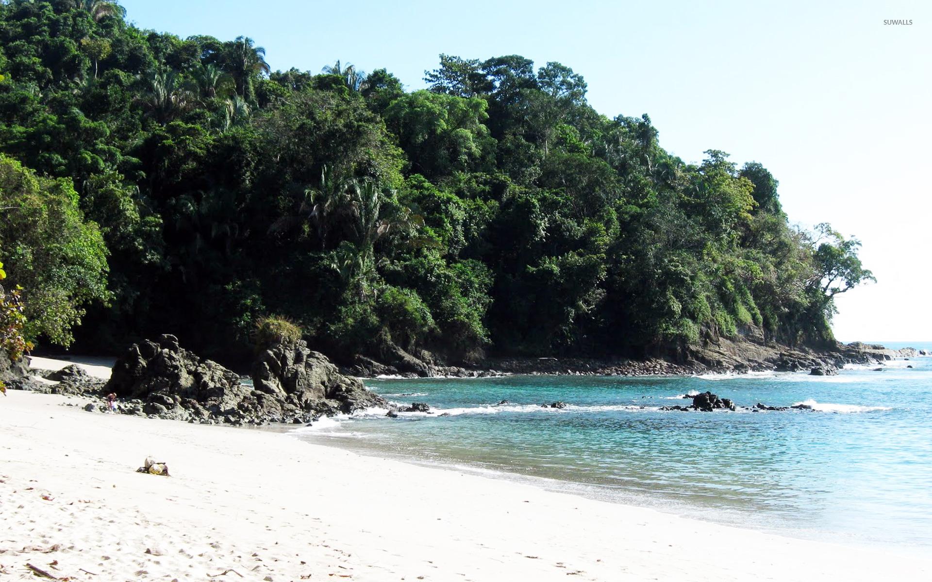 Costa Rica Wallpaper Beach Wallpapers 14023