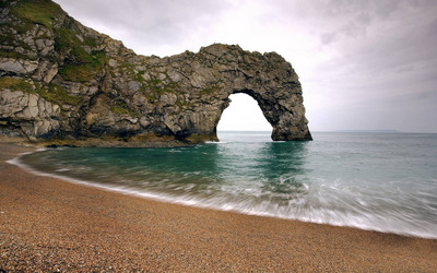 Durdle Door wallpaper