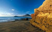 El Medano Beach wallpaper 2560x1600 jpg
