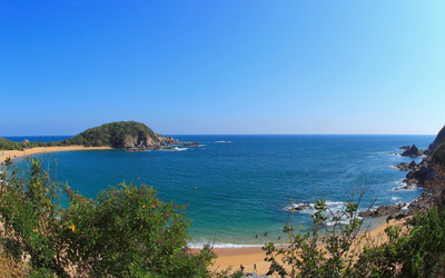 Huatulco wallpaper