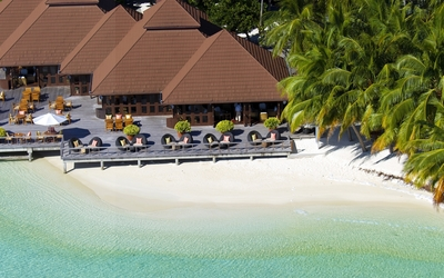 Kurumba Maldives resort wallpaper