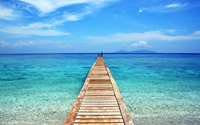 Lang Tengah Island wallpaper 2560x1600 jpg