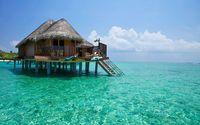 Maldive Island wallpaper 2560x1600 jpg