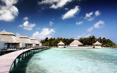 Maldives [12] wallpaper