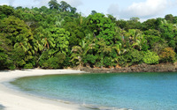Manuel Antonio Beach wallpaper 2560x1600 jpg