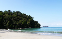 Manuel Antonio Beach [3] wallpaper 1920x1200 jpg