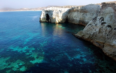 Milos Island wallpaper