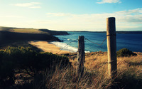 Ocean Shore wallpaper 2560x1600 jpg