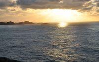Ocean sunrise wallpaper 2880x1800 jpg