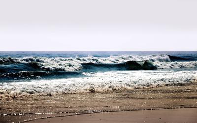 Ocean waves [2] wallpaper