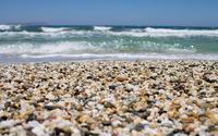 Pebbly beach wallpaper 2880x1800 jpg