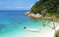 Perhentian Islands wallpaper 1920x1200 jpg