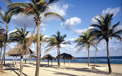 Playas del Este wallpaper